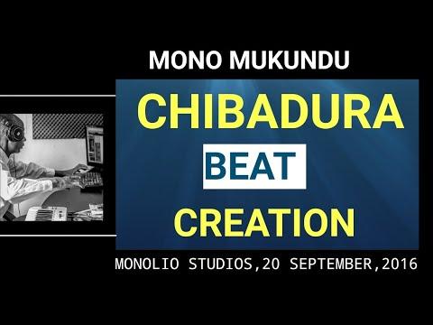 Mono Mukundu:creating a John Chibadura slow beat sungura groove,7nov 2016
