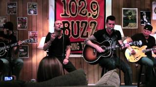 Theory Of A Deadman Low Life Acoustic Buzz Session