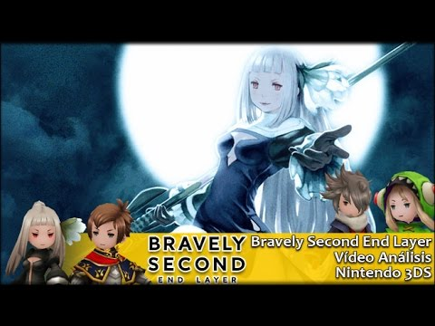 Bravely Second End Layer | Análisis español GameProTV