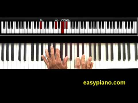 Piano Lessons How To Use Contemporary Chords In A Progression