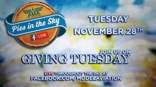 Pies in the Sky - Giving Tuesday