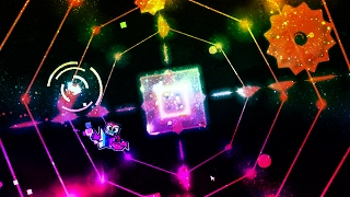 AMAZING EFFECTS!! - THE UNKNOWN 100% - by AbstractDark - Geometry Dash 2.1