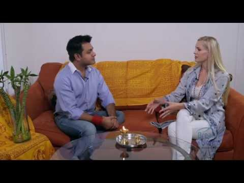 Spiritual wealth vs material wealth - Chandresh Bhardwaj in conversation with Anouska De Georgiou