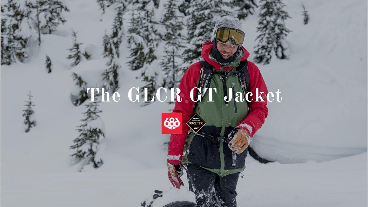 Behind The Gear 686 GLCR GORE TEX GT Jacket