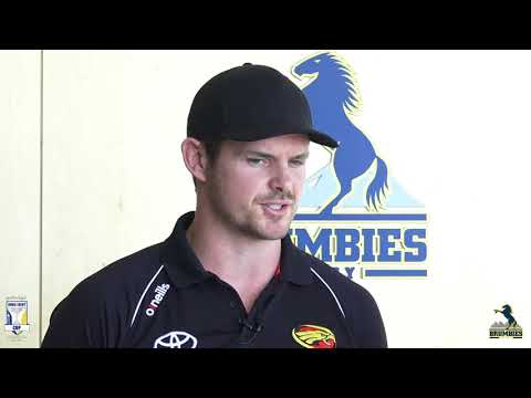 Club Rugby Media: Ruaidhri Murphy, Gungahlin Eagles