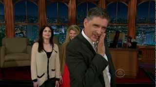 TLLS Craig Ferguson - 2013.03.18 - Seth Green, Jenna-Louise Coleman