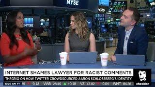 theGrio's Natasha Alford Talks Immigration and Racist Ranter Aaron Schlossberg