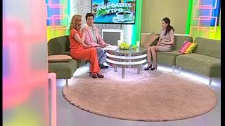 Диетолог Наталья Круглова на телеканале