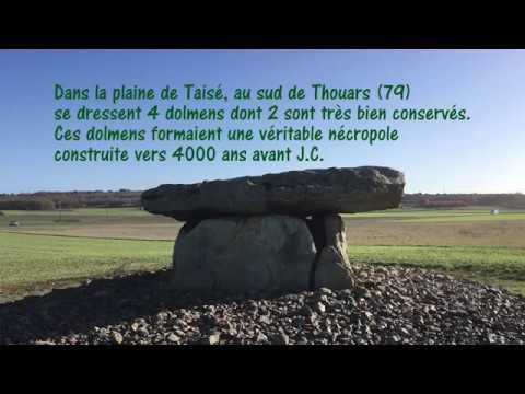 Les mégalithes de Taisé