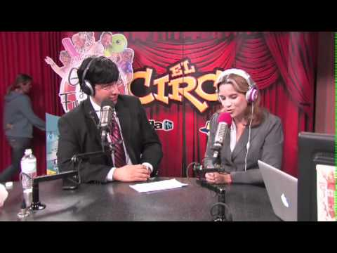 Jaime Gravy Entrevista a Carmen Yulin Cruz (El Circo de La Mega)
