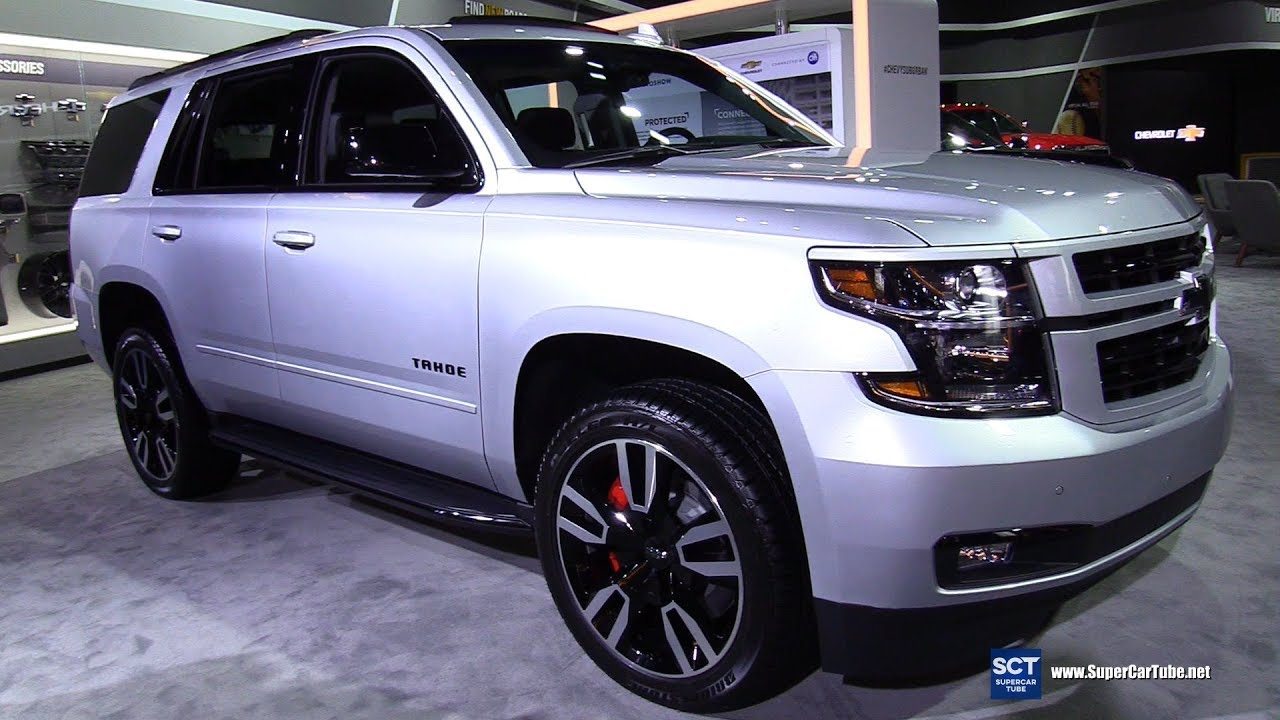 2019 Chevrolet Tahoe Premier - Exterior and Interior ...