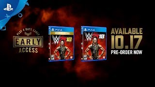 WWE 2K18 – Vandal | PS4