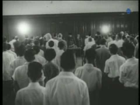1963 Swearing-in of State Government of Singapore (Berita Singapura)