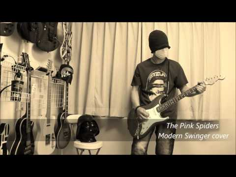 The Pink Spiders - Modern Swinger