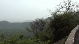 Sathyamangalam Wildlife Sanctuary Videos - Hill view video