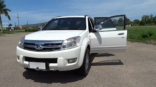 2010 GREAT WALL X240 Cairns, Townsville, Mount Isa, Port Douglas, Atherton, QLD 31243