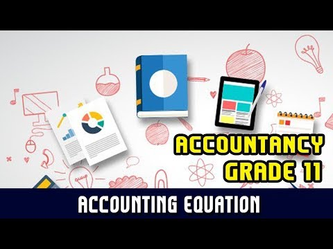 Accountancy | Accounting Equation | Example on Liability & Assets