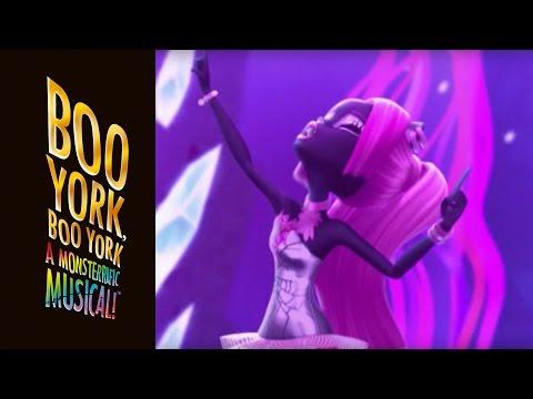 Aşk Bir Fırtına Müzik Videosu | Monster High