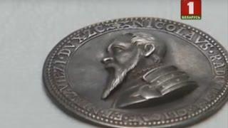 Князь Матей Радзивилл передал 3 памятные медали Национальному художественному музею