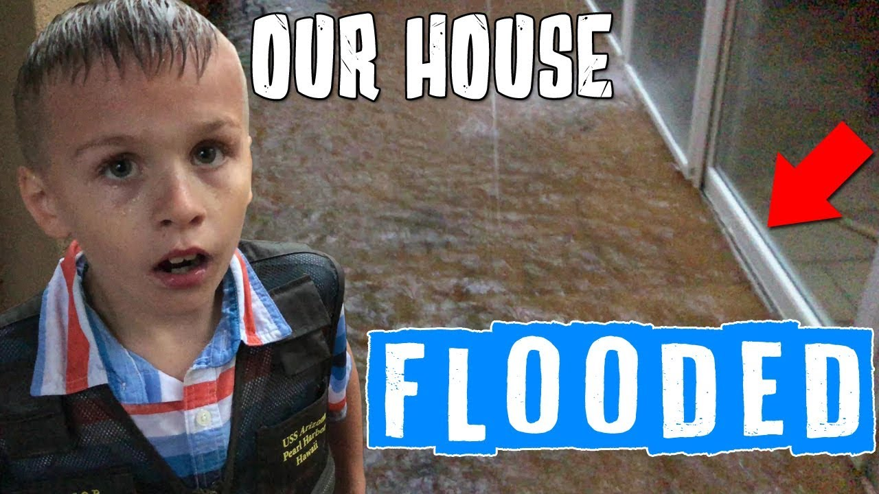 Download Our House Flooded in an INSANE Flash Flood!!