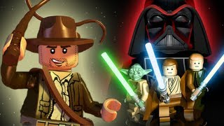 LEGO Star Wars The Complete Saga: How to get Indiana Jones as playable character [HD]