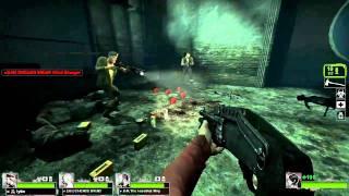 Left 4 Dead 2 - Massacre of the Tank - Expert - Part 1