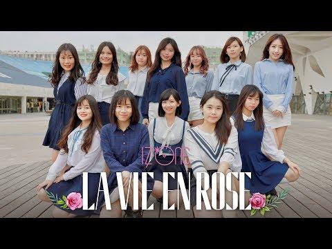 IZ*ONE (아이즈원) - 라비앙로즈 (La Vie en Rose) Cover Dance by Taiwan WIZ*ONE