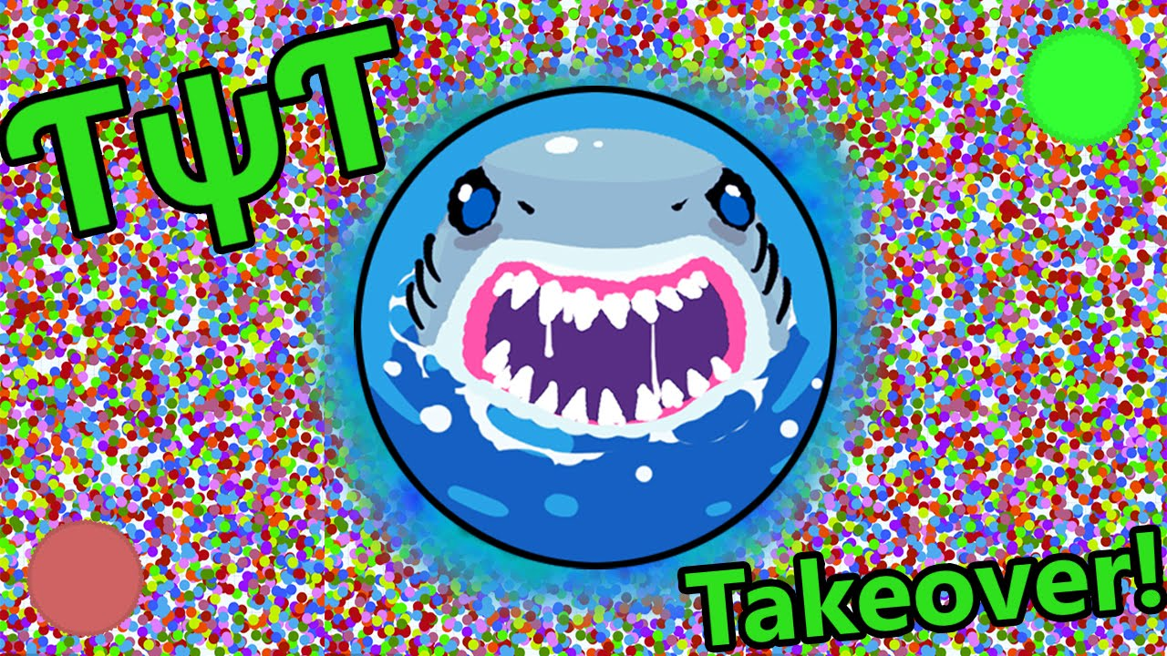 Agar.io // TYT ☢ Clan IS TAKING OVER // TYT Clan Leaderboard Domination