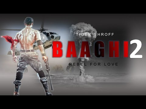 BAAGHI 2 Full MoviePromotional Video BAAGHI 2 Event Hindi With Tiger Shroff & Disha