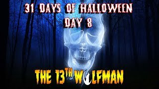 31 Days of Halloween Day 8