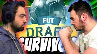 Fifa 16 FUT Draft SURVIVOR | Ümidi ve Onur Challenge | Özel Bölüm | Ps4
