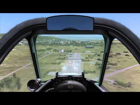 Messerschmitt BF109E vs HVAR Rockets