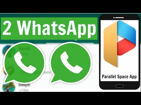 How to install 2 Whatsapp Accounts in Android | Parallel Space-Multi Accounts [No Root]