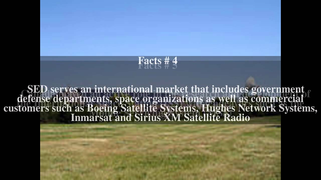 SED Systems Top # 6 Facts