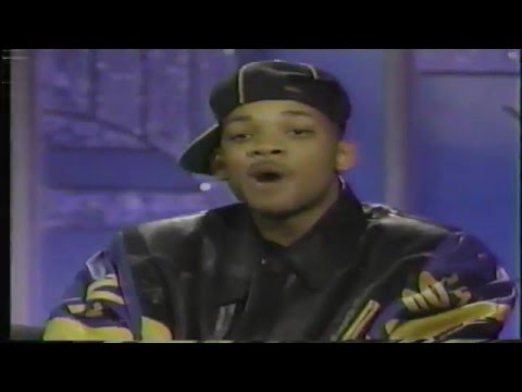 "Will Smith on ""The Arsenio Hall Show"" (1991)"