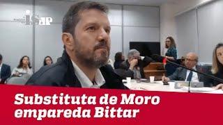 Substituta de Moro empareda 'laranja' de Lula