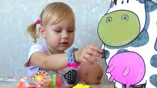 Заводные игрушки и мыльные пузыри  Wind up toys and bubbles
