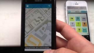 iphone 5 gps glonass vs nokia n8 gps