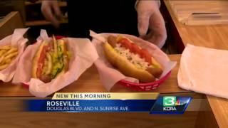 Celebrating National Hot Dog Day
