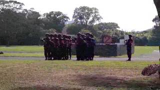 MOUT MILES demonstration @ PLA Labour Day Open House, San Wai Camp 2011 Part 1/3