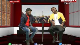 Ku Stage:  Ibra Buwembo Ne Zex Firebase ; Twogera Ku Mazina .