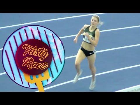 Shannon Osika Runs 2:02 World No. 4 800m | Tasty Race of the Week