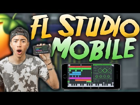 Making HEAT With Fl Studio Mobile!!! | iPhone Beat Making | (First Impressions/Thoughts) | Sharpe