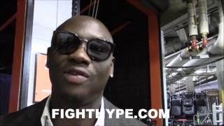 ANTONIO TARVER OPENS UP & PLEADS FOR HEAVYWEIGHT TITLE SHOT: