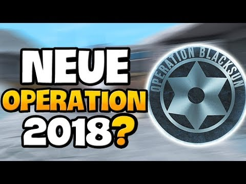 Neue CS:GO Operation November 2018??