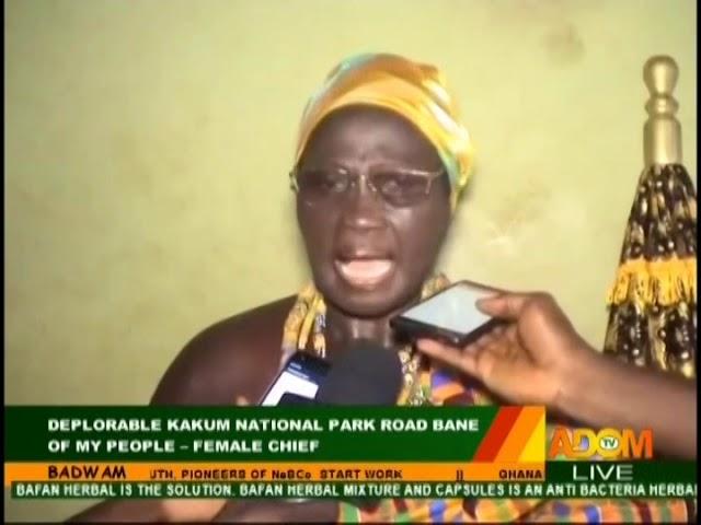 Badwam News on Adom TV (18-10-18)