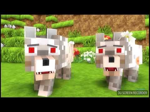 Minecraft world animator
