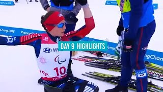 Day Nine Overall Highlights | All the Action from PyeongChang 2018