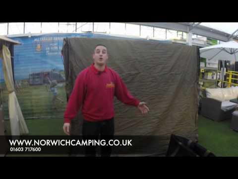 OzTent RV Tent Review UK
