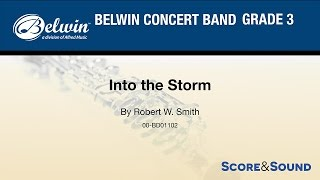 Into the Storm, by Robert W. Smith – Score & Sound Thumb